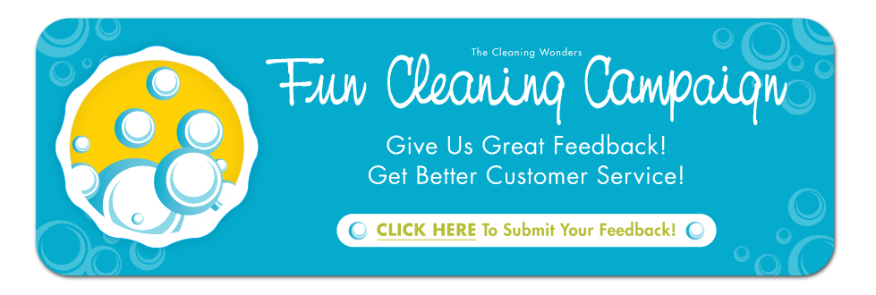 Fun Cleaning campaign